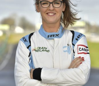 Nicole Drought CJJ Motor Sports Driver from Roscrea Co Tipperary© Michael Chester087 8072295info@chester.ie